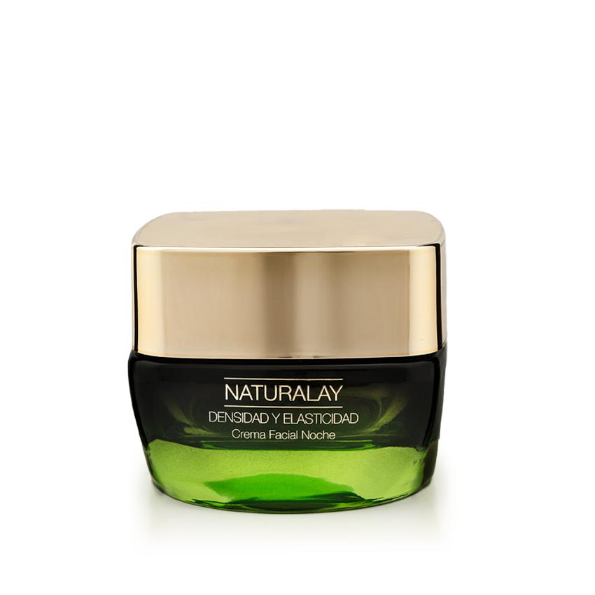 Crema facial de Noche Naturalay