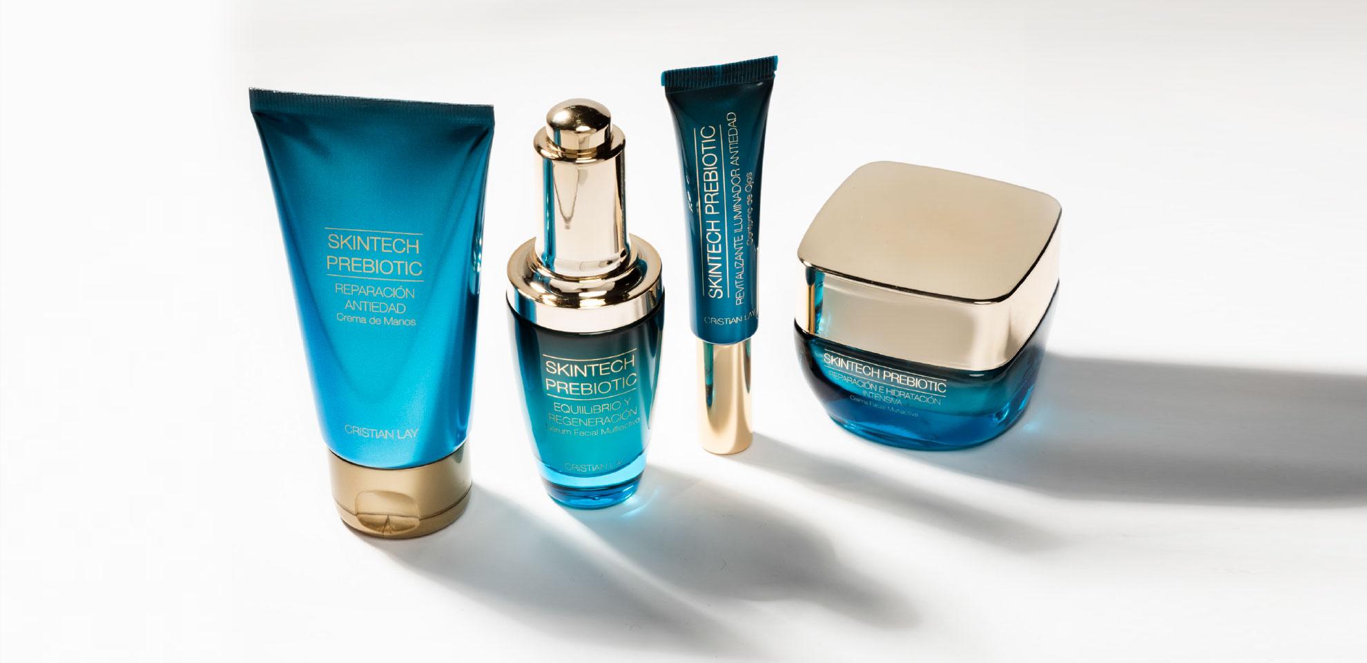 Productos Skintech prebiotic