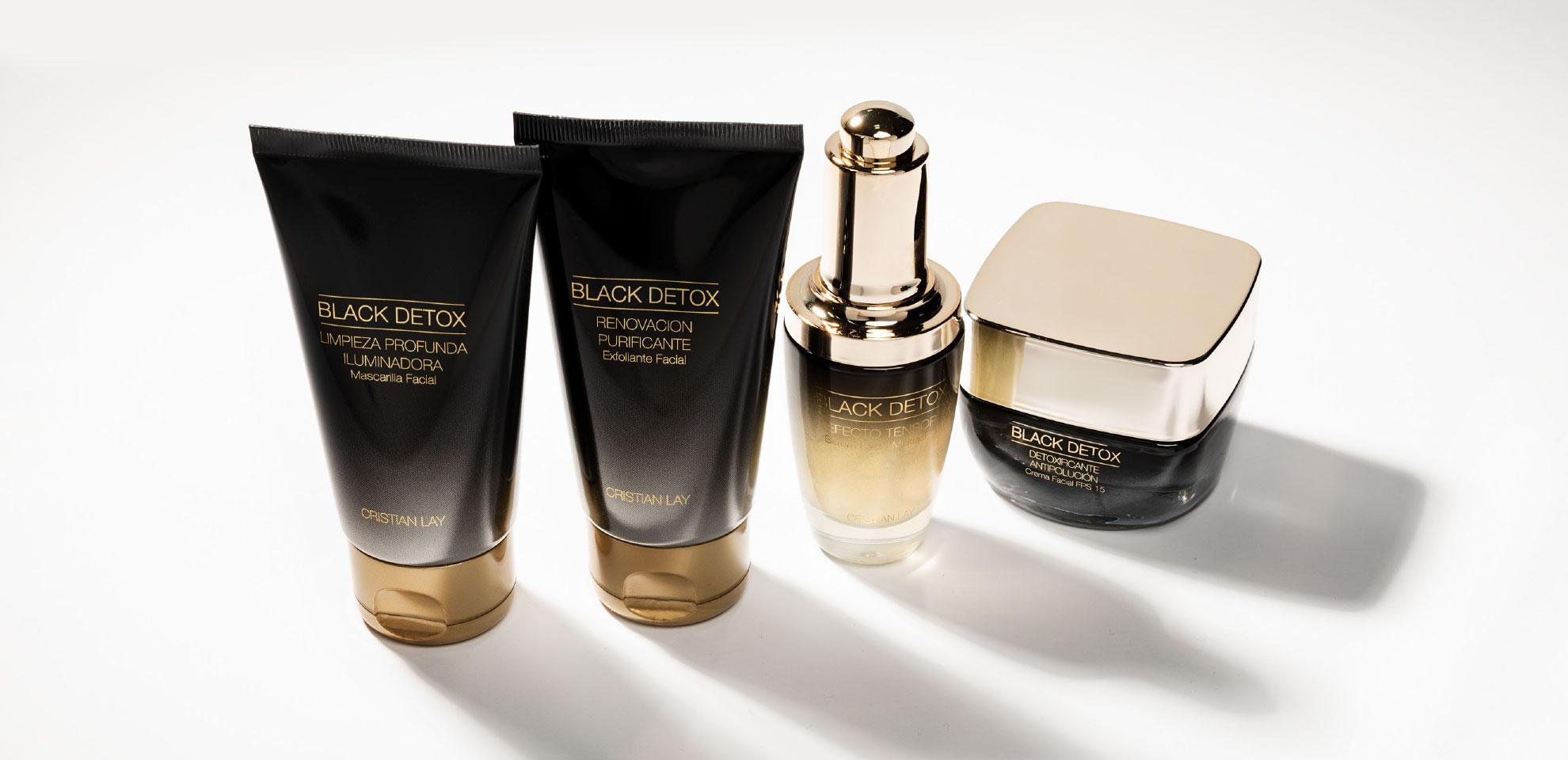 Productos Tratamiento Black Detox